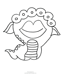 Moshi Monsters Coloring Pages Printable Sea Book Diavlo Cute Full Size
