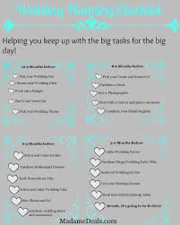Ideas Wedding Planning Worksheets Pdf
