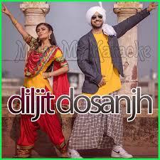 Laembadgini Diljit Dosanjh MP3 And Video Karaoke Format March