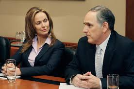 Jan Levinson in The fice
