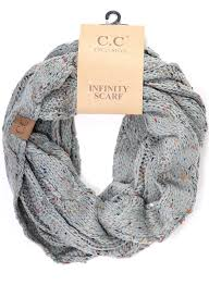 flecked cc infinity scarf infinity scarves and acrylics