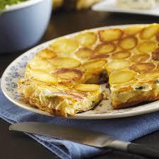 cuisiner des pommes de terre ratte tarte tatin de pommes de terre ratte du touquet au bresse bleu