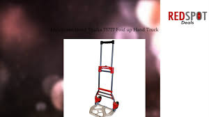 Milwaukee Hand Trucks 73777 Fold Up Hand Truck Coupon - YouTube Sydney Trolleys Collapsible Platform Trolley Hand Shop Trucks Dollies At Lowescom Milwaukee 3500 Lb Capacity Convertible Truck30152 The 73777 Fold Up Truck Coupon Youtube Ultralight Folding Carts On Go 80kg Heavy Duty Luggage Foldable New 330lbs Cart Dolly Moving Warehouse Amazoncom Finether Alinum 2wheel Wincspace Lweight Up Powered Stair Climbing 110 Model Stow Away Safco Products