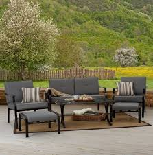 Hampton Bay Patio Furniture Covers by Furniture Green Garden Scenery Design Ideas With Hampton Bay