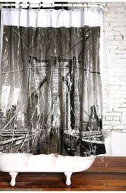 Decorate New York Shower Curtains