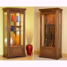Free Wooden Gun Cabinet Plans by Woodworking Project Paper Plan To Build Convertible Display And