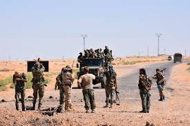 siege army syria army breaks is siege on deir ezzor air base state media