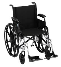 100 Rocking Chair Wheelchair Lightweight Wishing Well Medical Supply