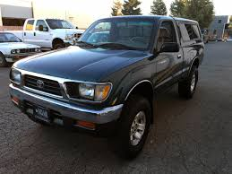 100 Toyota 4 Cylinder Trucks 1996 Tacoma Grand Mighty