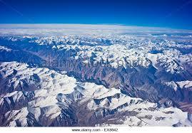 mountain ranges of himalayas himalayan range aerial stock photos himalayan range aerial stock