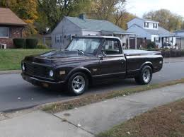1971 C10 Chevy Short Bed Pickup Hotrod - Classic Chevrolet C-10 1971 ...