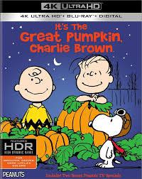 Linus Great Pumpkin Image by It U0027s The Great Pumpkin Charlie Brown 4k Blu Ray