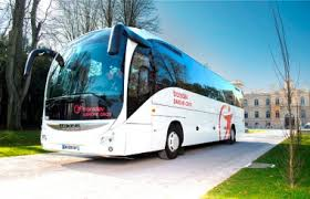 bureau eurolines getting to by coach tourist office tourist