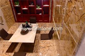 tropical rainforest brown marble polished tiles manufacturers