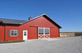 Five Tips On How To Insulate A Pole Barn - Wick Buildings Gambrel Steel Buildings For Sale Ameribuilt Structures Wagler Builders Blog Post Frame Building And Metal Roofing Sliding Doors Barn Agricultural Gl Want To Do Something Like This The Door Pole Barn Roof 25 Lowes Siding Tin Sheets Astrowings 1958 Thunderbird A Shed From Scratch P3 Planning Gallery Category Cf Saddle Leather Brown Image Red Cariciajewellerycom Modern Red Metal Stock Photo Of Building 29130452 Truten A1008 In 212 Corrugated Siding Pinterest