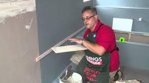 Tiling A Bathroom Floor Youtube by How To Tile A Bathroom Diy At Bunnings Youtube
