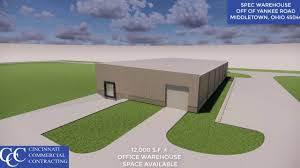 100 Warehouse Sf 12000 SF Office Available Feb 2019 Call