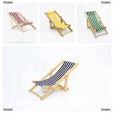 1:12 Scale Foldable Wooden Deckchair Lounge Beach Chair For Barbie Dolls  House W Leya Rocking Lounge Chair By Freifrau Stylepark Outsunny Folding Padded Outdoor Camping Rocking Chair 2 Piece Set Blue Grey Walmartcom Sun Sand Alinum Beach By Telescope Casual Kaguten Foldable Portable Easy Moving Space Saving World Famous Bar Height Director Light N High Boy Ding Amazoncom Fniture Aruba Ii Sling Xewneg Garden Lounger Bamboo Original Minisun With Cupholders White Chaise