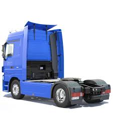 100 New Mercedes Truck Actros SpaceCab 3D CGTrader