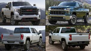 100 Build Your Own Gmc Truck Refreshing Or Revolting 2020 Chevrolet Silverado HD Vs GMC Sierra