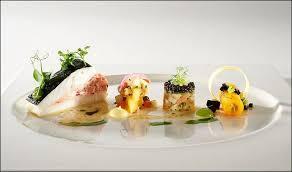 dressage des assiettes en cuisine poisson anglais visions gourmandes