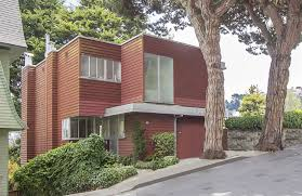 100 Richard Neutra House A House In San Francisco Hits The Open Market For The