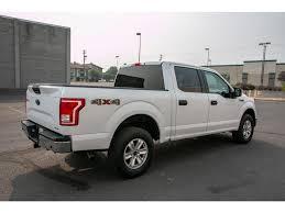 Pre-Owned 2015 Ford F-150 XLT 4x4 3.5L V6 Pickup 4WD SuperCrew 145 ... Allnew Ford F150 Redefines Fullsize Trucks As The Toughest 2015 Used At Sullivan Motor Company Inc Serving Phoenix Preowned 4wd Supercrew 145 Xlt Baxter Lariat Crew Cab Pickup In Newtown Square Truck Magnetic Metallic For Sale Wenatchee 4854x Town Lebanon San Antonio 687 New Topoftheline Limited Is Most Advanced Luxurious F Extended Westbrook 157 North Coast Auto Mall