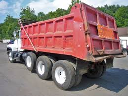 1998 Mack RD690S Tri Axle Dump Truck For Sale By Arthur Trovei ...