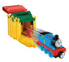 Thomas The Train Tidmouth Shed Trackmaster by Amazon Com Fisher Price Thomas U0026 Friends Take N Play Speedy