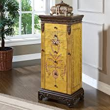 Powell 582-314 Masterpiece Antique Parchment Hand Painted Jewelry ... Fniture Jewelry Armoire Target Rustic Amazoncom Hives And Honey Ashton Antique Walnut Pier One Canada Style Guru Fashion Glitz A Comfy Little Place Of My Own Turquoise Doodlecraft Vintage Redodiy Table Attractive Musical Box Chest Mini Round With Beige Ling Mirror Swingout Makeover With Valspar Chalky Finish Paint U Powell Mirrored Jewelry Armoire Abolishrmcom Powell Accsories Masterpiece Parchment Hand Unfinished Belham Living Locking Ornate Door Hayneedle