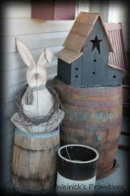 Primitive Easter Decorating Ideas by 31 Best Our Primitive Home U003c3 Images On Pinterest Primitive