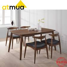 Atmua Olim Scandinavian Dining Set (1 Table + 4 Chairs ... 4 Chair Kitchen Table Set Ding Room Cheap And Ikayaa Us Stock 5pcs Metal Dning Tables Sets Buy Amazoncom Colibrox5 Piece Glass And Chairs Caprice Walkers Fniture 5 Julia At Gardnerwhite Pc Setding Wood Brown Ikayaa Modern 5pcs Frame Padded Counter Height Ding Set Table Chairs Right On Time Design 4family Elegant Tall For Sensational