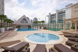 100 West Village Residences Residence Coast Singapore Serviced Apartments