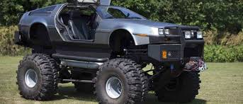 10 Genius Monster Truck Conversions Video Man Builds Delorean Monster Truck Doesnt Stop There Off You Can Still Buy A Brand New Straight From The Factory Creates And More Rtm Rightthisminute Bounty Hunter 35 2002 Hot Wheels Old Jam Rare Metal Back To The Future Limo Is For Timetravelling Partier Asphalt Xtreme Walkthrough Delorean Dmc12 Gameplay Delorean Youtube Thomas Pfannerstill Kona Ice Available For Sale Artsy Video
