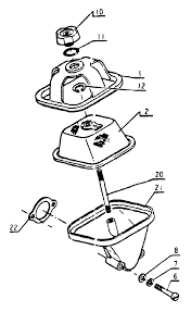 Echo Bed Redefiner by Echo Cs 301 Chain Saw Air Parts Diagram Lawnmower Pros