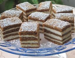 seven layer honey sheet cake recipe