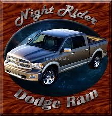 Dodge Ram Truck Night Rider