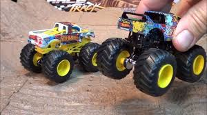 New Model 2013 Team Hot Wheels Firestorm Monster Jam - YouTube