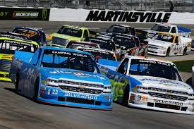 100 Truck Series NASCAR Gander Outdoors 250 Martinsville Speedway