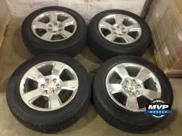 100 Oem Chevy Truck Wheels Factory OEM 20 20 Silverado Tahoe Suburban Wheel And