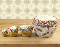 Their Signature Cupcakes Are Definitely Larger Than Your Normal But Those Nothing Compared To The Colossal