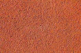 Running Rubber Flooring Background Or Texture Stock Image Of