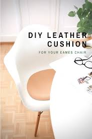 DIY Leather Cushion For Your Eames Chair: Easy Tutorial And ... Update A Nursery Glider Rocking Chair The Diy Mommy Nosew Reversible Cushions Momadvice Upholstered Home Decor Mom Amazoncom Janist Cotton Tatami Futon Pads Quilted Comfy And Lovely Plans Royals Courage Equal Portable Easy Folding Recling Zero Gravity How To Recover Your Outdoor Quick Jennifer Pdf To Make A Ding Cushion Free Free Ship Or Set In Navy Blue And Aqua Damask On White Heart Dutailier Replace Baby 10 Best Rocking Chairs Ipdent