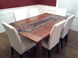Diy Dining Table Ideas Farmhouse Rustic