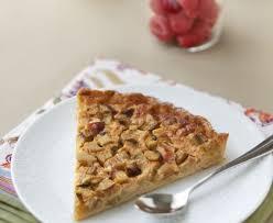 cuisiner la rhubarbe tarte à la rhubarbe facile et rapide recette de tarte à la