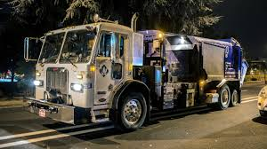 100 Garbage Truck Youtube Peterbilt 320 Labrie Expert 2000 YouTube