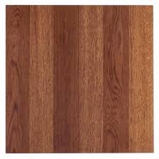 nexus medium oak plank look 12x12 self adhesive vinyl floor tile