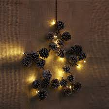 Pine Cone Christmas Tree Lights by Led Cluster Christmas Lights Led Cluster Christmas Lights