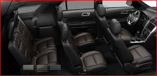 majestic design suvs with second row captains chairs third