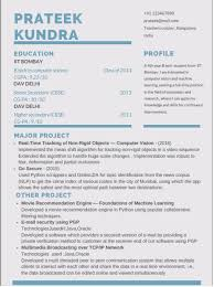 Resume Or Cv For Freshers How To Make